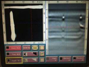 GPR Concrete Scanner